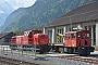 "Vossloh 5001582 - SBB ""Am 843 018-3"" 07.05.2016 - ErstfeldHarald Belz"