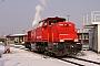 """Vossloh 5001587 - SBB """"Am 843 023-3"""" 12.02.2012 - BuchsWerner Schwan"""