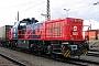 """Vossloh 5001591 - Hekurudhat e Kosovës """"009"""" 31.03.2006 - Wien, ZentralverschiebebahnhofHerbert Pschill"""