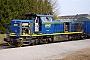 """Vossloh 5001593 - MWB """"V 2304"""" 26.04.2008 - UlmenThomas Wohlfarth"""