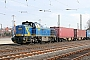 "Vossloh 5001593 - MWB ""V 2304"" 20.03.2012 - Buchholz (Nordheide), BahnhofAndreas Kriegisch"