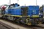 "Vossloh 5001593 - MWB ""277 404"" 05.07.2018 - Cuxhaven Cuxport (Baudirektor-Hahn-Straße)Harald Belz"