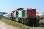 "Vossloh 5001595 - Veolia Cargo ""1595"" 24.10.2007 - Bordeaux, BassensAlexander Leroy"