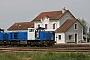 """Vossloh 5001596 - CFR """"1596"""" 03.05.2011 - Cercy la TourSylvain  Assez"""