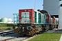"Vossloh 5001596 - Veolia Cargo France ""1596"" 24.10.2007 - BassensAlexander Leroy"