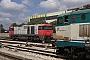 """Vossloh 5001599 - DP """"G 2000 24 ER"""" 11.09.2014 - Reggio EmiliaWerner Schwan"""