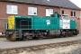 "Vossloh 5001601 - R4C ""1204"" 12.07.2007 - Moers, Vossloh Locomotives GmbH, Service-ZentrumPeter Gerber"