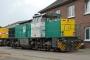 """Vossloh 5001601 - R4C """"1204"""" 12.07.2007 - Moers, Vossloh Locomotives GmbH, Service-ZentrumRolf Alberts"""