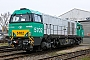 "Vossloh 5001603 - SNCB ""5702"" 04.03.2009 - Moers, Vossloh Locomotives GmbH, Service-ZentrumRolf Alberts"