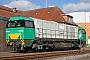 Vossloh 5001603 - ATC 02.08.2006 - Kiel-WikTomke Scheel