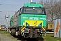 """Vossloh 5001606 - R4C """"2007"""" 25.04.2007 - Rotterdam-Waalhaven ZuidAlexander Leroy"""