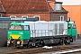 Vossloh 5001606 - Seehafen Kiel 21.03.2006 - Kiel-WikTomke Scheel