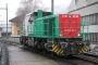 """Vossloh 5001612 - SBB Cargo """"Am 842 012-7"""" 08.02.2007 - ChiassoFriedrich Maurer"""