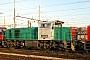 "Vossloh 5001612 - SBB Cargo ""D 100 001 SR"" 26.01.2008 - Milano Greco, StationSergio Vigano"