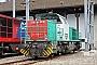 "Vossloh 5001612 - SBB Cargo ""Am 842 012-7"" 11.12.2011 - ChiassoManuel Paa"