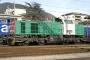 "Vossloh 5001613 - SBB Cargo ""Am 842 013-5"" 19.03.2007 - ChiassoStefano Mossi"
