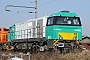 """Vossloh 5001615 - SNCF Fret """"1615"""" 08.03.2011 - HausbergenAndré Grouillet"""