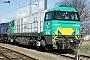 """Vossloh 5001616 - SNCF """"1616"""" 15.03.2009 - Antwerpen-SchijnpoortAlexander Leroy"""
