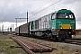 "Vossloh 5001616 - SNCF Fret ""1616"" 11.12.2009 - AntwerpenMartijn Schokker"
