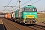 """Vossloh 5001617 - SNCB """"5703"""" 21.11.2009 - Antwerpen-NoorderdokkenHans Vrolijk"""