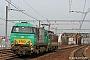 """Vossloh 5001617 - SNCB Logistics """"5703"""" 09.03.2012 - Antwerpen DamLutz Goeke"""