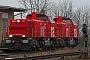 """Vossloh 5001621 - SBB """"Am 843 027-4"""" 16.12.2006 - NeuwittenbekTomke Scheel"""
