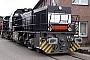 Vossloh 5001635 - MRCE 10.11.2008 - Moers, Vossloh Locomotives GmbH, Service-ZentrumAlexander Leroy