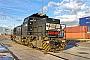 """Vossloh 5001635 - Rhenus Rail """"46"""" 22.11.2015 - Mannheim, HafenErnst Lauer"""