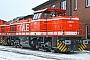 "Vossloh 5001639 - WLE ""53"" 08.01.2009 - Moers, Vossloh Locomotives GmbH, Service-ZentrumRolf Alberts"