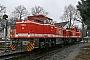 """Vossloh 5001639 - WLE """"53"""" 12.03.2009 - Lippstadt NordMarkus Tepper"""