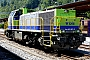 "Vossloh 5001645 - BLS ""Am 843 501-8"" 14.07.2007 - Interlaken Ost