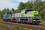 """Vossloh 5001646 - BLS """"Am 843 502-6"""" 19.08.2006 - KielTomke Scheel"""