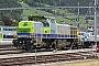 """Vossloh 5001646 - BLS """"Am 843 502-6"""" 30.06.2013 - FrutigenThomas Wohlfarth"""