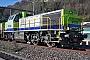 """Vossloh 5001647 - BLS """"Am 843 503-4"""" 14.04.2007 - SpiezTheo Stolz"""