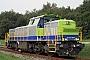 """Vossloh 5001647 - BLS """"Am 843 503-4"""" 24.08.2006 - AltenholzTomke Scheel"""