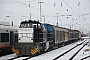 """Vossloh 5001648 - BCB """"500 1648"""" 04.01.2011 - OffenburgYannick Hauser"""