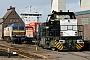 """Vossloh 5001648 - MRCE """"500 1648"""" 18.03.2007 - Kiel-WikTomke Scheel"""