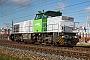 """Vossloh 5001654 - RTB Cargo """"V 156"""" 16.11.2010 - RotterdamLeen Dortwegt"""