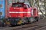 "Vossloh 5001657 - RheinCargo ""DH 714"" 30.03.2017 - Köln, Bahnhof Köln SüdLeon Schrijvers"