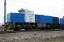 """Vossloh 5001665 - CFL Cargo""""1582"""" 12.10.2007 - BettembourgMarc Schwartz"""