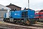 """Vossloh 5001665 - CFL Cargo """"1582"""" 13.06.2013 - Moers, Vossloh Locomotives GmbH, Service-ZentrumRolf Alberts"""
