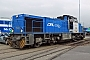 "Vossloh 5001665 - CFL Cargo ""1582"" 20.01.2014 - Moers, Vossloh Locomotives GmbH, Service-ZentrumJörg van Essen"