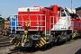 "Vossloh 5001673 - HFM ""D 2"" 01.08.2009 - Moers, Vossloh Locomotives GmbH, Service-ZentrumPatrick Paulsen"