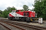 "Vossloh 5001673 - HFM ""D 2"" 03.05.2014 - Hanau, HafenDaniel Oster"