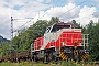 "Vossloh 5001673 - HFM ""D 2"" 29.07.2015 - Bad HonnefDaniel Kempf"