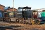 "Vossloh 5001676 - MRCE ""500 1676"" 01.02.2012 - Moers, Vossloh Locomotives GmbH, Service-ZentrumRolf Alberts"