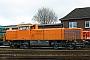 """Vossloh 5001680 - KSW """"46"""" 12.02.2009 - Moers, Vossloh Locomotives GmbH, Service-ZentrumMichael Kuschke"""