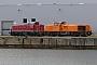 """Vossloh 5001680 - KSW """"46"""" 05.08.2017 - Kiel-Wik, NordhafenTomke Scheel"""