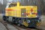 """Vossloh 5001681 - Strukton """"303007"""" 28.02.2008 - Kiel-FriedrichsortAdd Onderwater"""