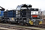 "Vossloh 5001684 - MRCE ""500 1684"" 21.02.2009 - Moers, Vossloh Locomotives GmbH, Service-ZentrumPatrick Böttger"